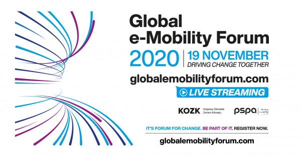 Druga edycja Global e-Mobility Forum